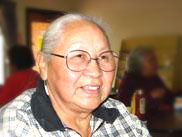 Native American Elder: Jennie