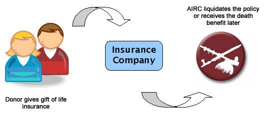 AIRC Insurance Process
