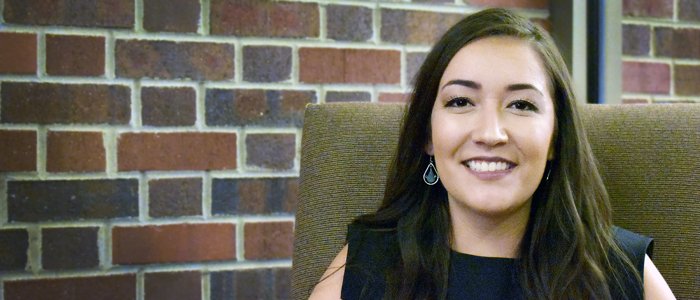 Help Native Students like Rebecca get the education they deserve - support the scholarship service today!