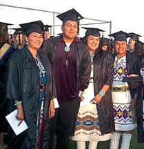 Native American Grads