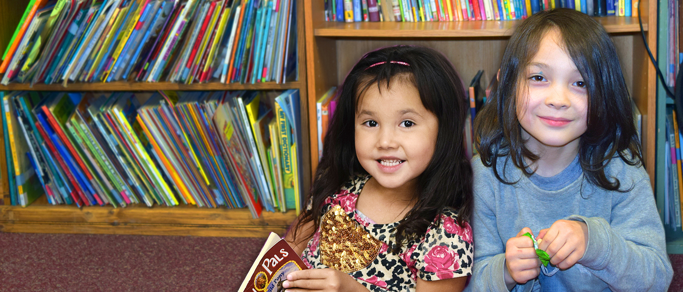 Encourage a love of reading in young students... support the AIEF Literacy service!