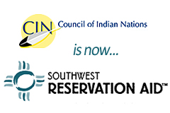 Council of Indian Nations is now Southwest Reservation Aid™