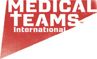 Medical Teams' logo