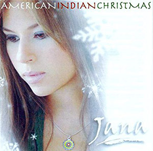 thumbnail of Indian Christmas CD by Native American artist Jana Mashonee