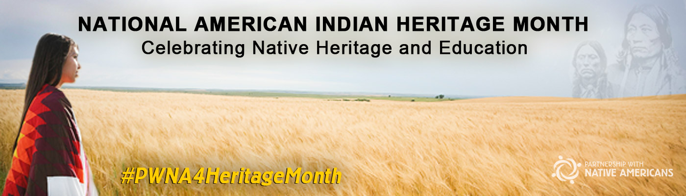 Celebrating National American Indian Heritage Month by honoring Native American students