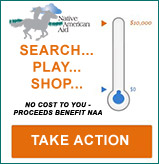 Shop, Search, Save - through Benefit Bar - proceeds benefit NAA