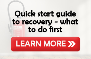 Quick start guide to recovery  what to do first