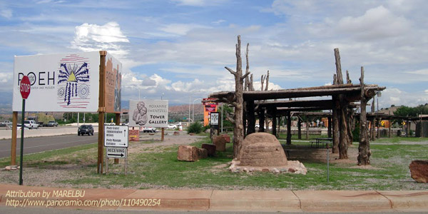 Pojoaque Pueblo Cultural Center