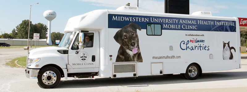 Photo of Midwestern's Mobile Clinic