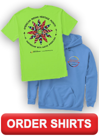 Order your very own 2020 American Indian Heritage Month T-Shirt!