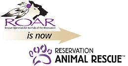 RAR - Reservation Animal Rescue (formerly Rescue Operation for Animals of the Reservation