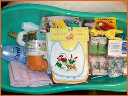 photo of Welcome Baby Basket
