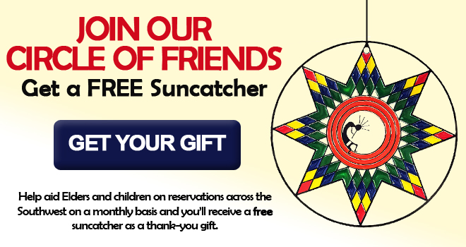 Join our Circle of Friends - Make a monthly gift.