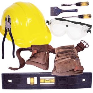 Example Tools for Building Trades