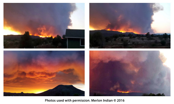 Cedar creek fire photos