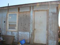 substandard Native American home