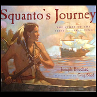 Image of Squanto's Journey book
