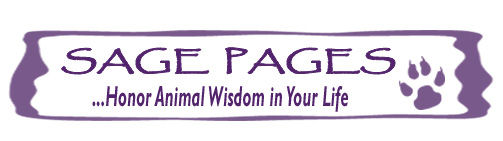 Sage Pages - Honor Animal Wisdom in Your Life