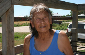 Arlene is an Elder of the Rosebud Sioux Tribe